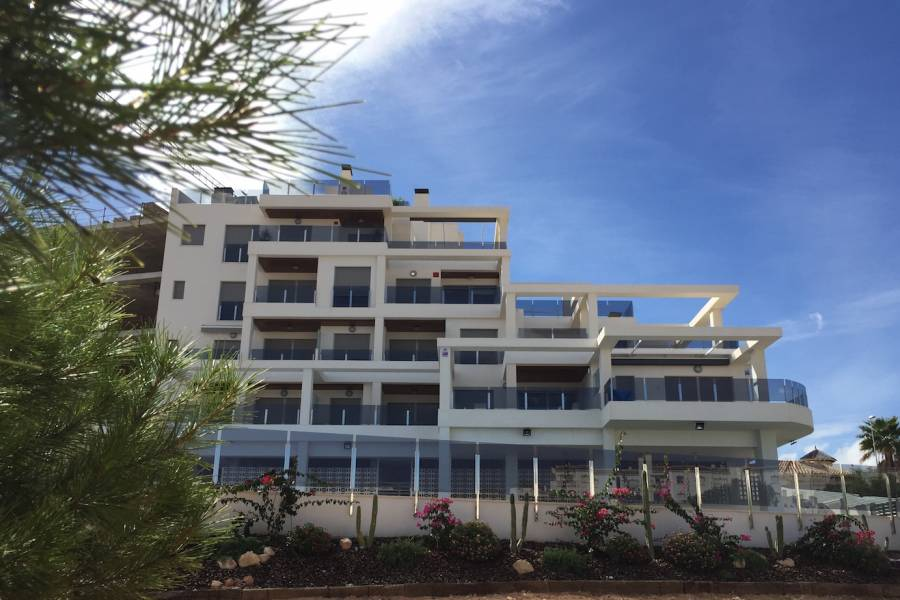 Nouvelle Construction - Appartement - La Zenia