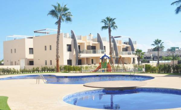 Appartement - A Vendre - Mil Palmeras - Playa Elisa Bay