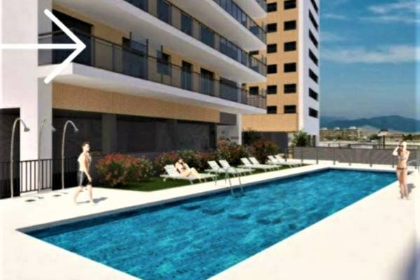 Appartement - Nouvelle Construction - El Campello - Campello