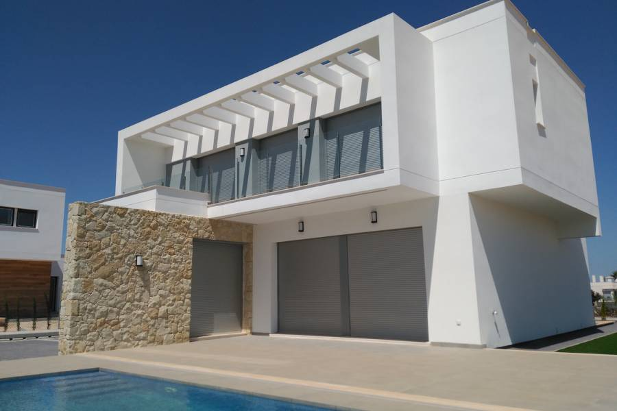 Nouvelle Construction - Villa - Los Montesinos