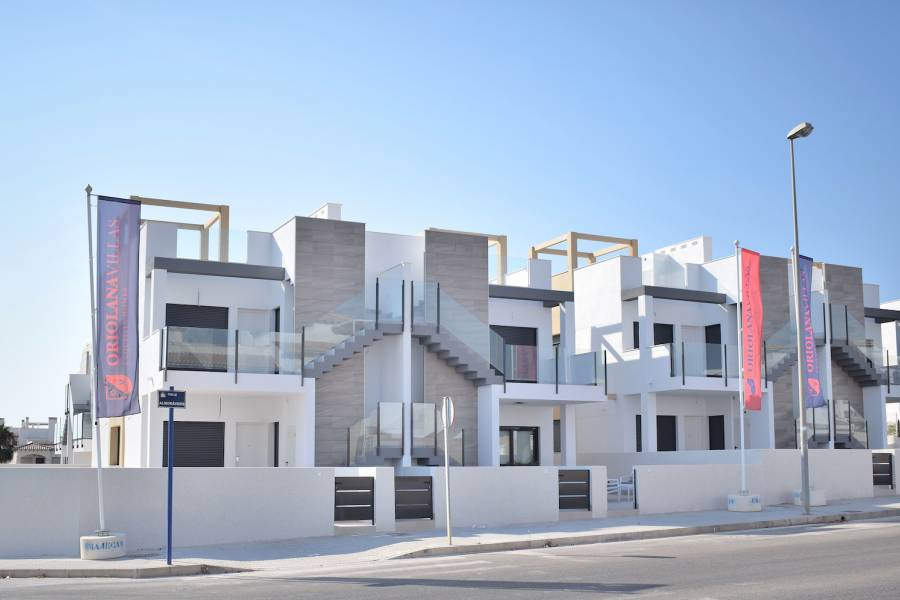 Nouvelle Construction - Appartement - Punta Prima