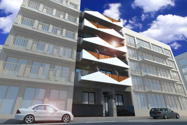 Appartement - Nouvelle Construction - Torrevieja - Torrevieja